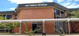 Le bâtiment de l'ENS à Ampefiloha