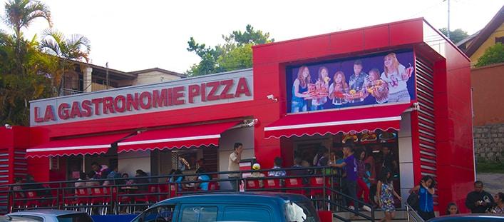 La Gastro Pizza à Mahazo (Antananarivo)