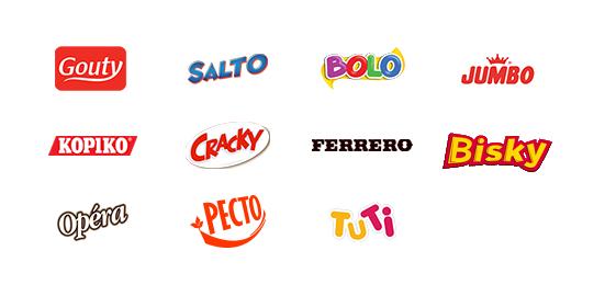 Les marques alimentaires JB du Groupe Basan