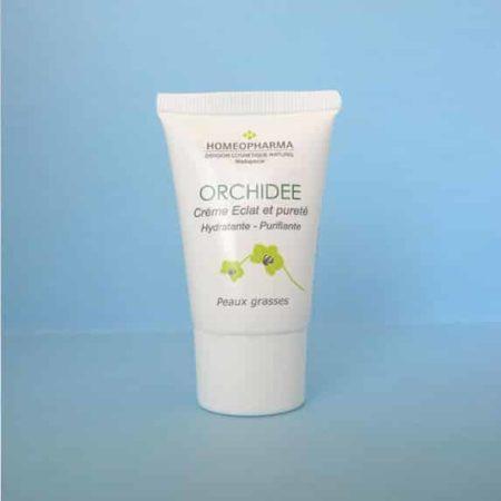 Crème hydratante Orchidée de l'Homeopharma