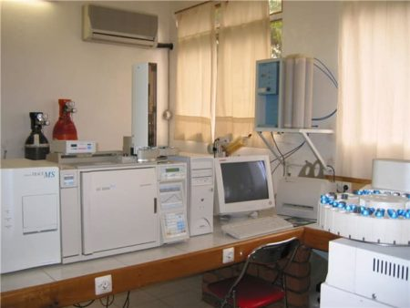 Laboratoire d'analyses des huiles essentielles de l'IMRA