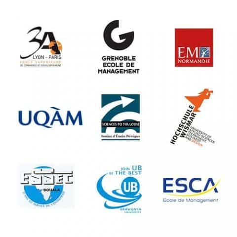 Partenaires ISCAM