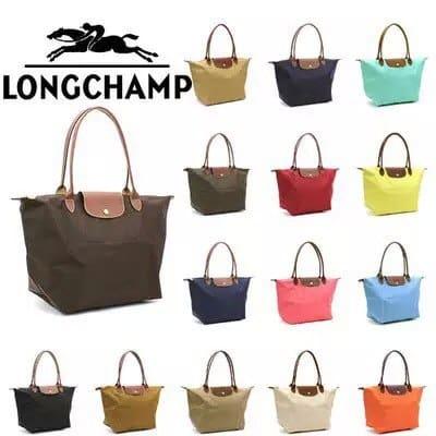 Les sacs Longchamp à La City