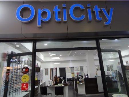 Une seule adresse à La City pour l'ophtalmologie et l'optique: OptiCity