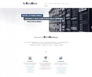 Micro Mania, fournisseur de services et solutions informatiques