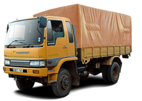 Transport de marchandises avec Paositra Malagasy