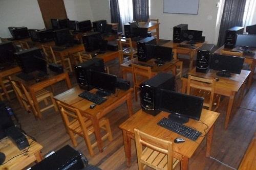 Salle d'étude UCM