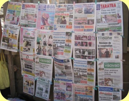 Vidy Varotra, en vente dans les rues de la capitale