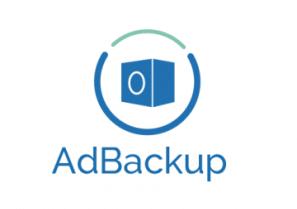 AdBackup, intuitivní a bezpečný program
