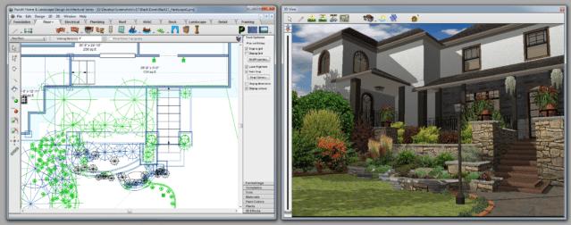 3D architektonický software