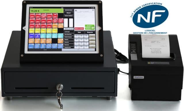 Pokladna NF525