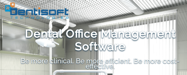 Dentisoft, un software más que completo para las consultas dentales