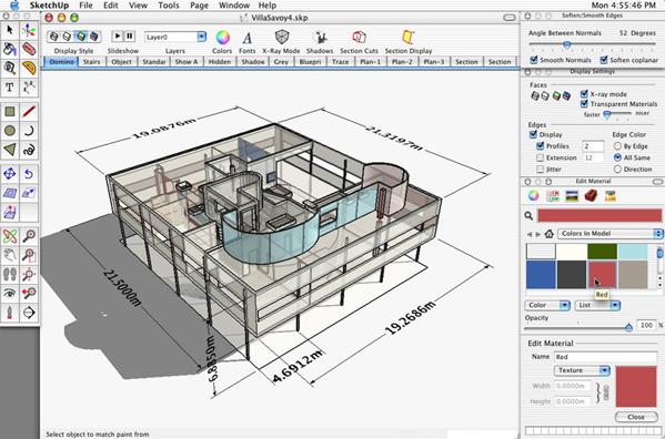 Náčrt Make pro 3D kreslení
