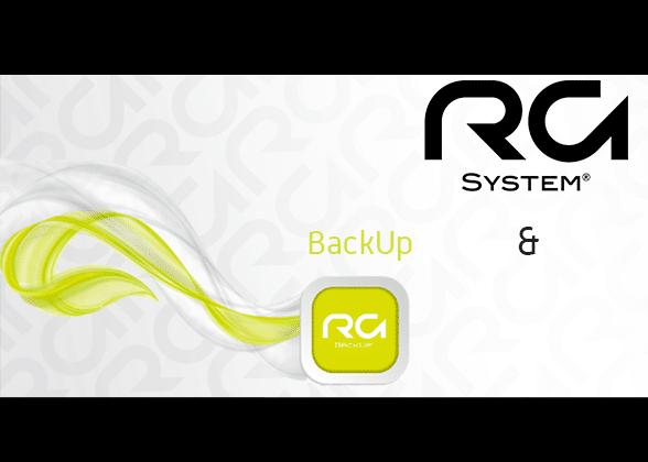 RG Backup, řešení zálohování spuštěné ve spolupráci se společností Dell EMC