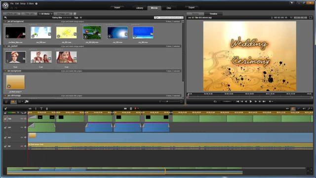 AVID Studio pro editaci videa