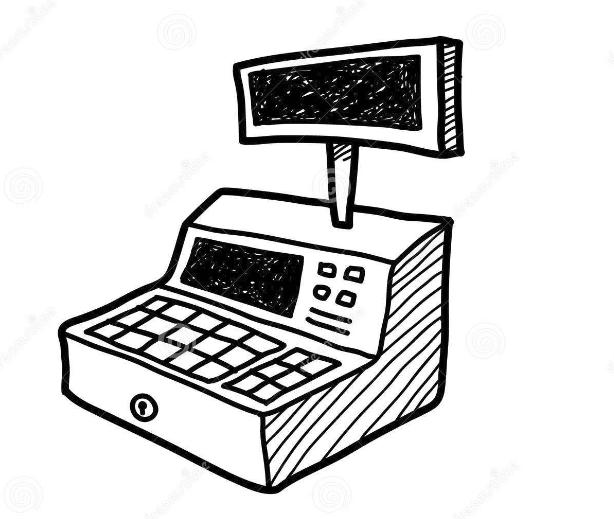 Pokladna, nástroj, který lze nyní spravovat pomocí softwaru