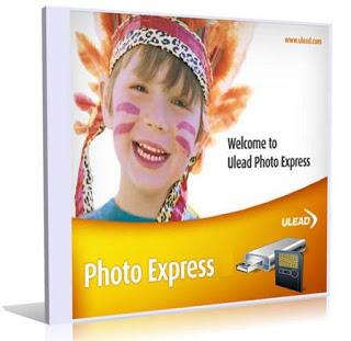 Ulead Photo Expresse 6, kompletní řešení pro prohlížení a editaci obrázků