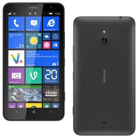 Lumia od Nokia, chytrý telefon pro Windows Phone