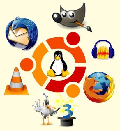 Několik příkladů svobodného softwaru