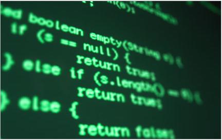 Program je sada kódu, kterým může být zdrojový kód nebo binární kód