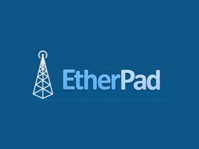 Etherpad, online textový editor s otevřeným zdrojovým kódem