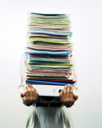Nedovolte, aby se sčítaly vaše administrativní úkoly