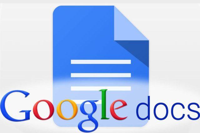 Google Docs, osvědčený nástroj