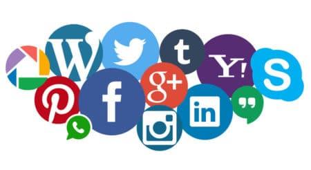 CRM software orientovaný na sociální média