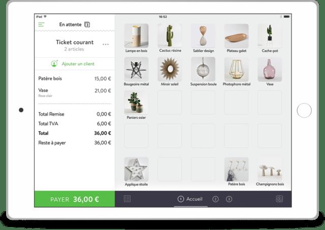 Pokladní software pro iOS