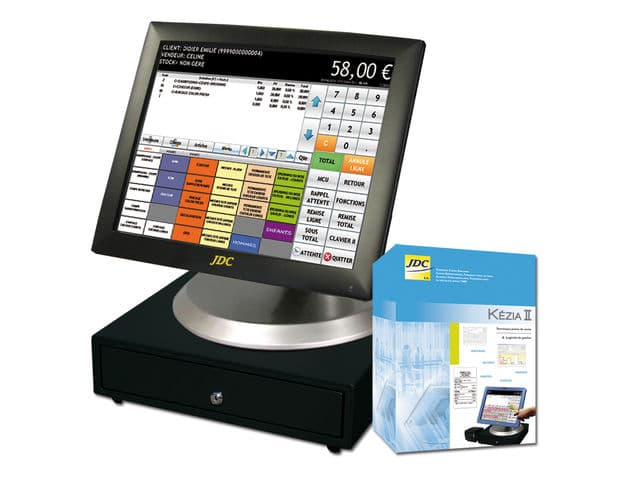 POS software JDC Kezia II