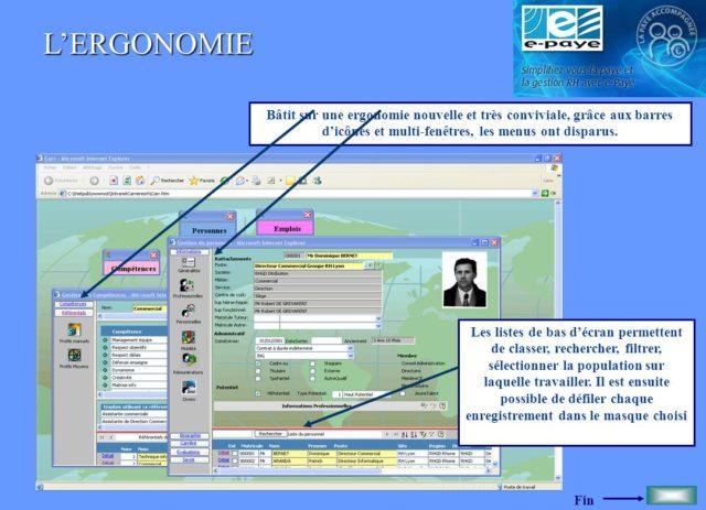 Mzdový software E-Paye