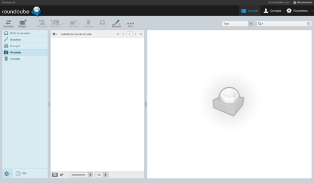 Jednoduchost softwaru pro zasílání zpráv Roundcube je jeho silnou stránkou, ale také jeho nevýhodou