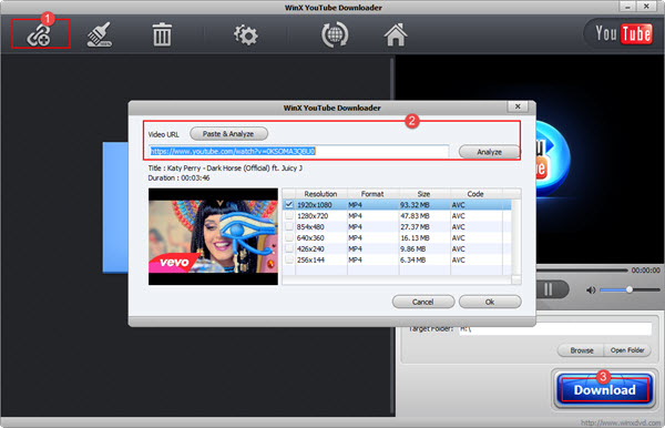 YouTube Downloader, el descargador de música para PC más popular