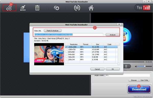 YouTube Downloader, nejoblíbenější downloader hudby z PC