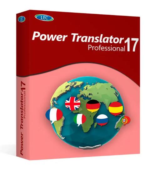 Power Translator Professional, intuitivní překladový software, který vyhovuje všem potřebám