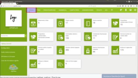 Modul zákaznické podpory Openflex je jedním z nejlepších CRM dostupných na trhu