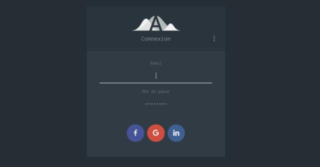 Vytvoření účtu na Algorithme.io