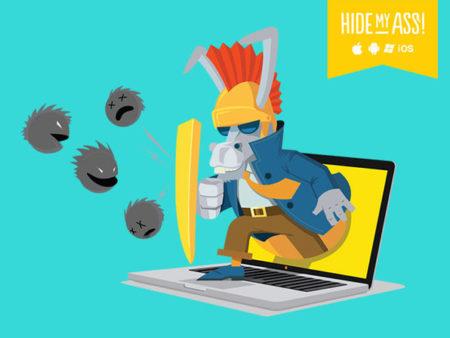 Hidemyass, una de las más populares VPNs