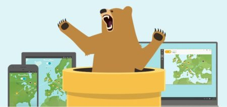 TunnelBear: medvěd, který zajišťuje vaši anonymitu online!