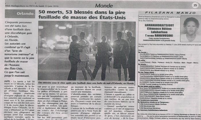 Page Monde
