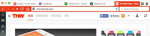 Přehled webového prohlížeče Vivaldi