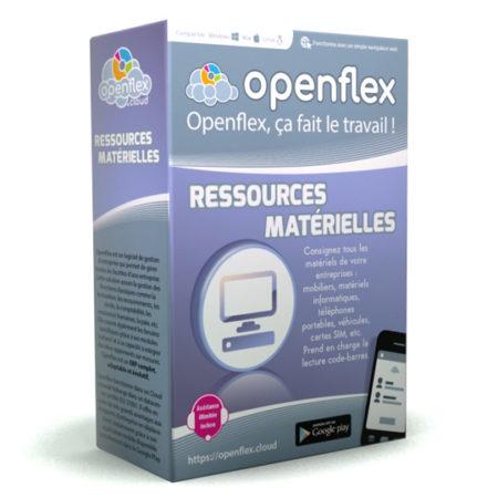 Tento modul poskytuje službu uložením všech materiálů ve společnosti