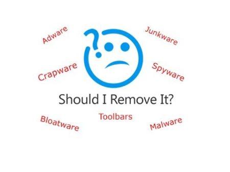 ¿Debería quitarlo? Un software que captura directamente los elementos no deseados instalados en su PC