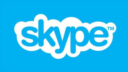 Skype será nuestro amigo para que podamos mantenernos en contacto con nuestros amigos y familiares.