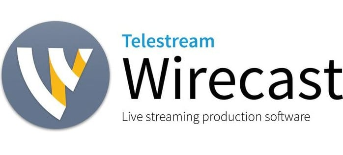 Wirecast, streamovací software pro vysílání živých nebo na vyžádání videa přes internet
