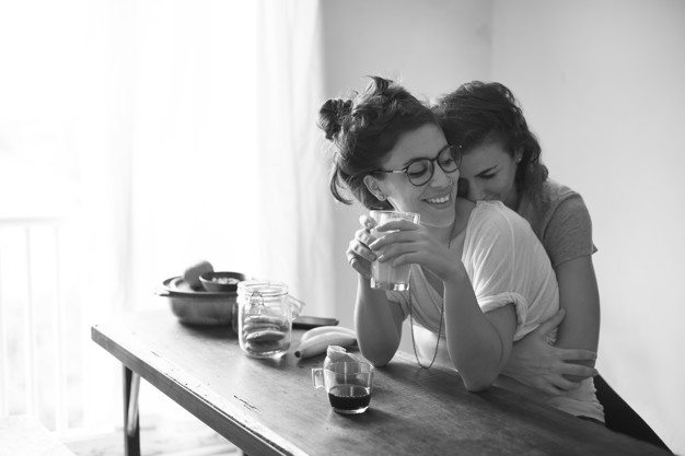 What if that best friend who hugged you every day turned out to be a lesbian?