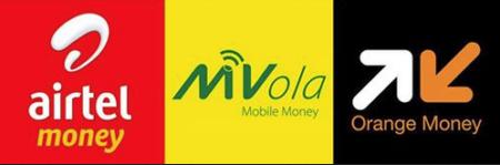 Servicios de Mobile Money en Madagascar
