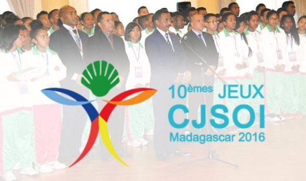 Poslední vydání CSJOI v roce 2016 se konalo na Madagascar