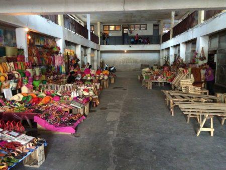 La mayoría de los mercados de artesanía no traen mucho dinero
