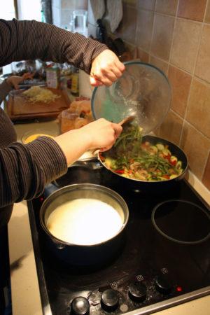 El arte de la cocina es necesario para el pueblo malgache